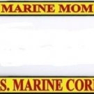 US Marine Corps Mom Black Metal Frame