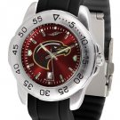 ULM Warhawks Sport AnoChrome Colored Band  Watch