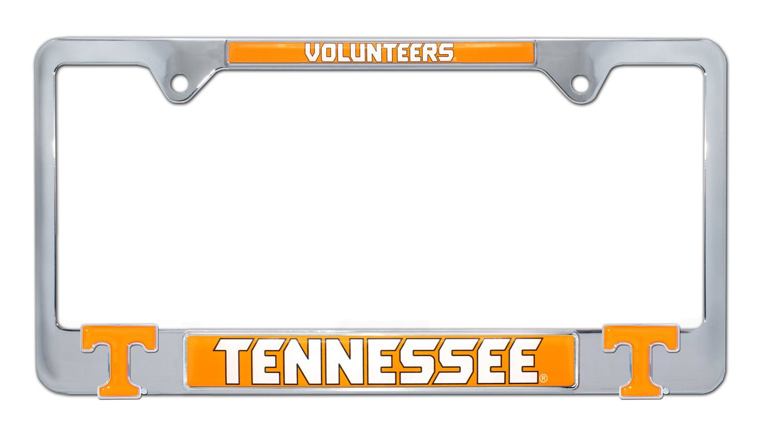 University Of Tennessee 3d License Plate Frame