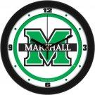 Marshall Thundering Herd Traditional Wall Clock