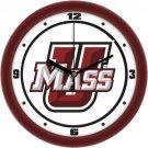 UMass Minutemen Traditional Wall Clock