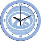 Iowa Hawkeyes Baby Blue Wall Clock