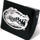 Florida Gators Crystal Black Hitch Cover