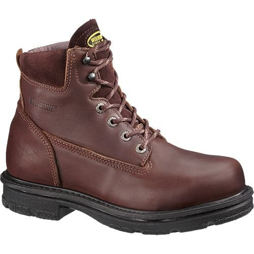 Wolverine Fusion Electrical Hazard Steel Toe 6""