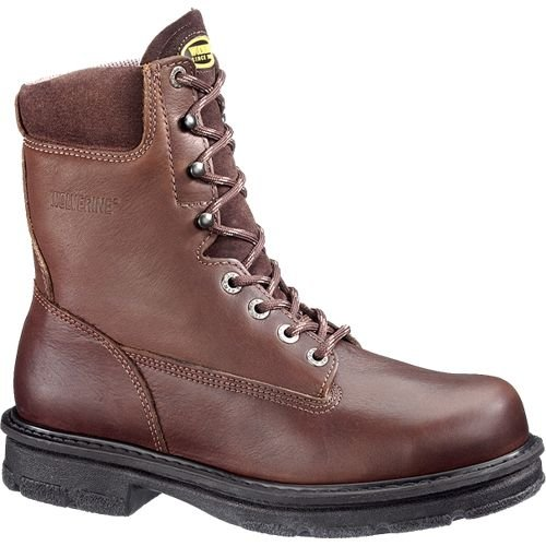 Wolverine Fusion Electrical Hazard Steel Toe 8""