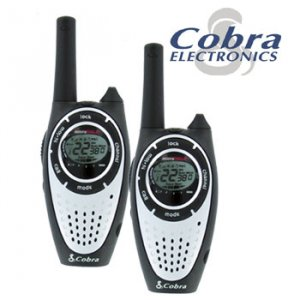 COBRA 8 MILE 2-WAY RADIO
