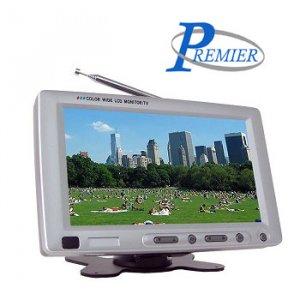 "PREMIER 7"" TFT-LCD TELEVISION/ MONITOR"