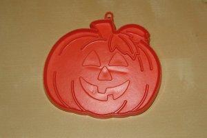 Hallmark Orange Pumpkin Jack O Lantern Cookie Cutter Vintage Halloween