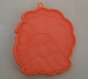 Hallmark Cookie Cutter Thanksgiving Turkey