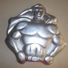 Wilton Cake Pan SuperMan DC Comics Super Man 1977