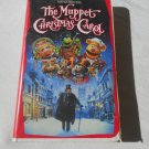 The Muppets Christmas Carol Vintage VHS Movie Tape Video Jim Henson Walt Disney