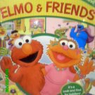 Sesame Street First Look and Find Book - Elmo and Friends
