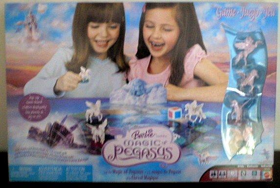 Barbie Magic Pegasus Game Set