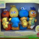 Sesame Stree Fisher Price - Travelling Zoo Friends