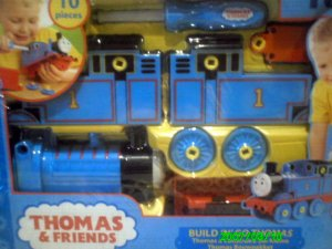 Tomy Thomas and Friends - Build and Go Train Set