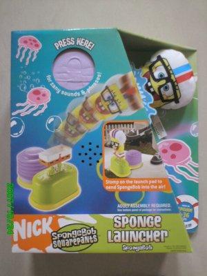 Sponge Bob Sponge Launcher