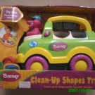 Barney Clean-Up Shapes Truck