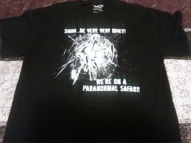 Paranormal Safari TShirt