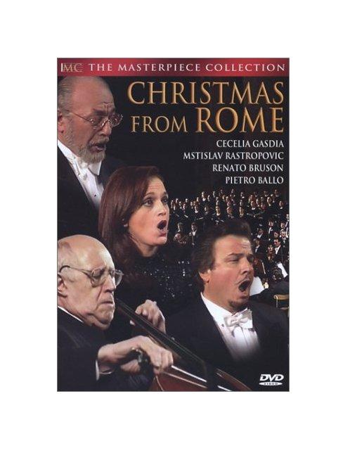 Christmas From Rome