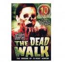 DEAD WALK THE Raymond Burr - Lon Chaney Jr. - Boris Karloff