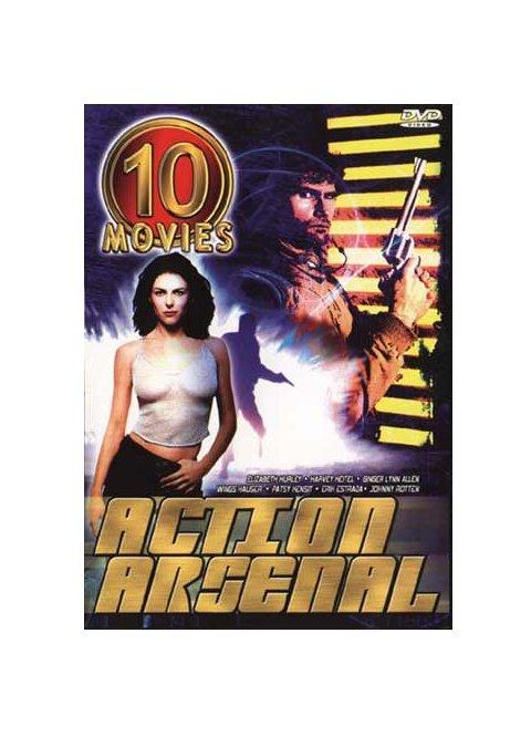 Action Arsenal 10 Movie Set