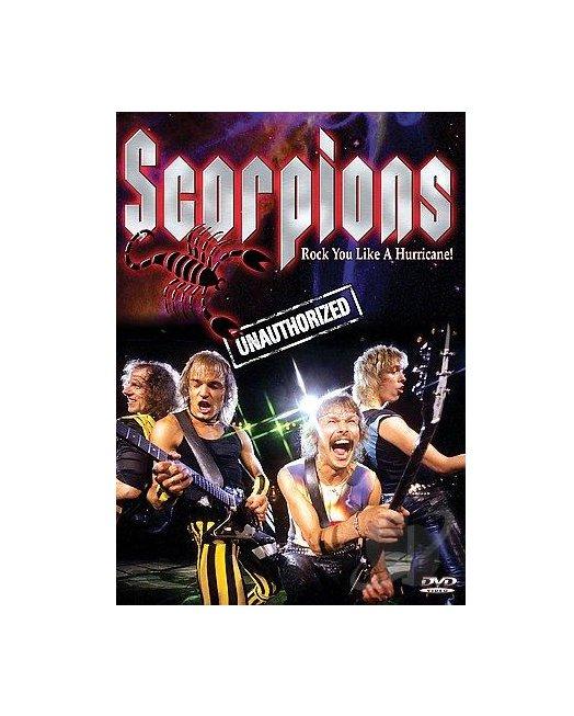 Scorpions: Rock You Like A Hurricane! - Unauthorized (DVD)