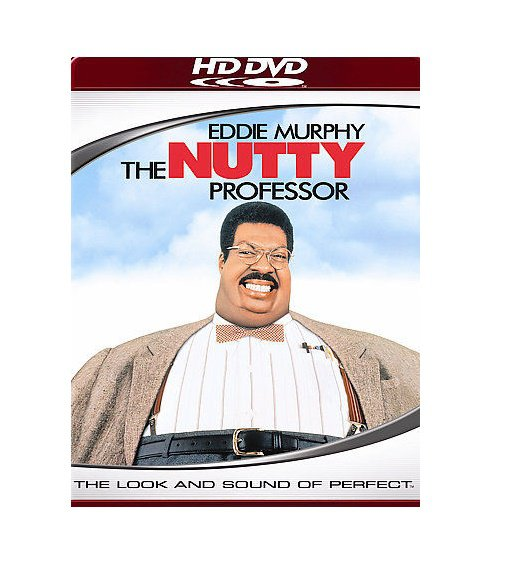 The Nutty Professor (HD DVD, 2007)