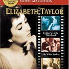Elizabeth Taylor Triple: Father's Little Dividend - Life With Father - The Last Time I Saw Paris