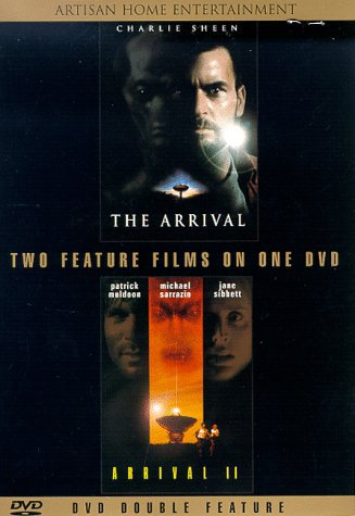 Arrival / Arrival II (DVD) New
