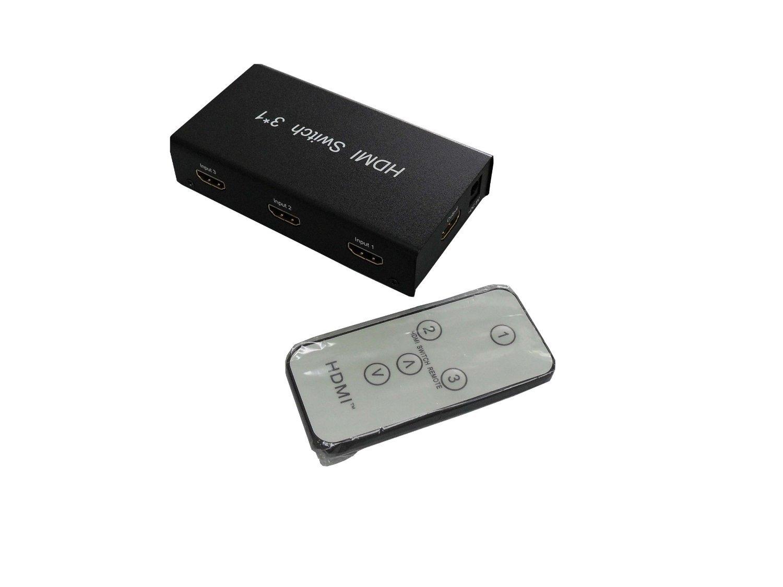 HDMI input signals switch 3x1 HDMI sink device HDMI V1.3