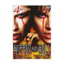 Hotter Than Hell - Witchcraft X, Witchcraft XI, Sore Losers, The Strangers (DVD)