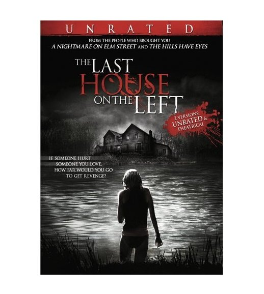 The Last House on the Left (DVD, 2009, Rated and Unrated)