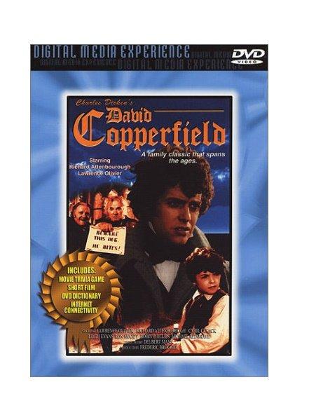 David Copperfield (1969) DVD