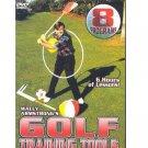 Golf Training Tools DVD