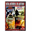 Real Heroes In Action dvd