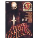 Night Chills (10-Movie Set) Uma Thurman, Michelle Johnson