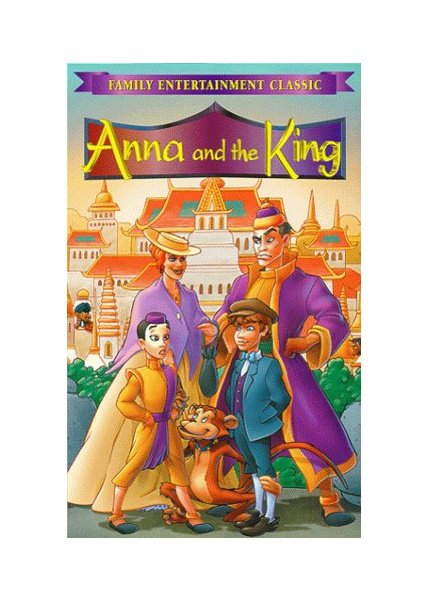 Anna and the King (Animated) [VHS]