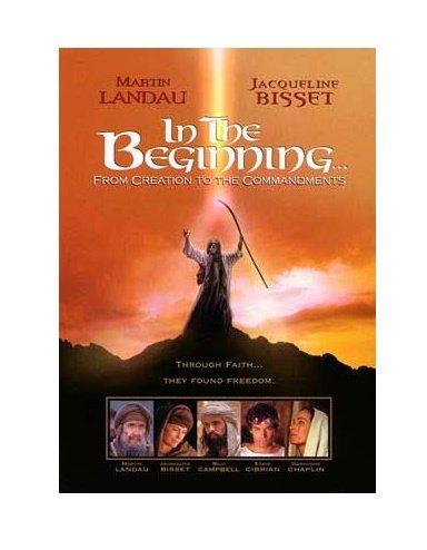 In the Beginning - Martin Landau, Jacqueline Bisset (DVD)