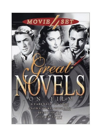 Great Novels On Film: Farewell To Arms / Snows Of Kilimanjaro / Becky Sharp / Oliver Twist