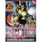 Space Quest DVD 20 Movies