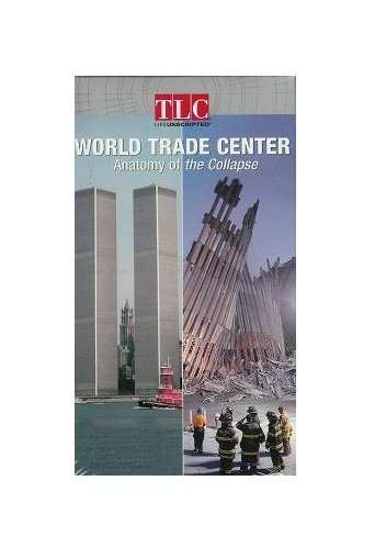 World Trade Center - Anatomy of the Collapse VHS Tape