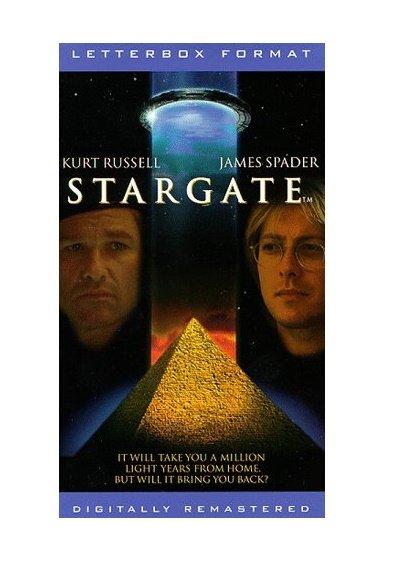 Stargate Special Edition VHS Kurt Russell, James Spader (VHS) NEW