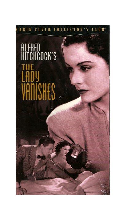 Lady Vanishes [VHS] Margaret Lockwood, Michael Redgrave