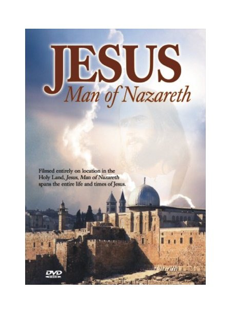 Jesus, Man of Nazareth DVD