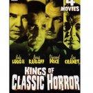 Kings Of Classic Horror 4 Movie Set Yolande Donlan, Bela Lugosi