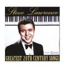 Greatest 20th Century Songs by Steve Lawrence (CD, 2000)