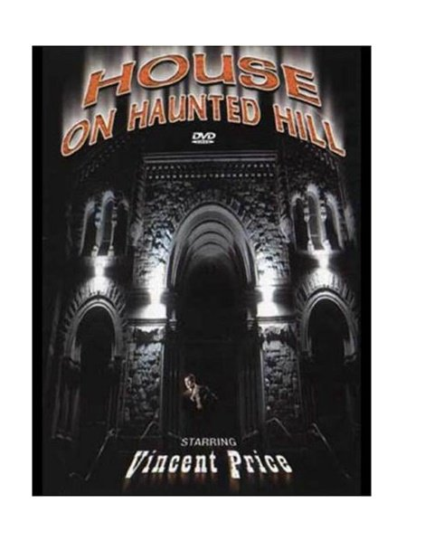 HOUSE ON HAUNTED HILL carolyn craig, elisha cook jr, vincent price