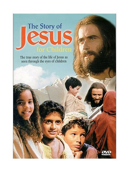 The Story Of Jesus For Children (Madacy) DVD