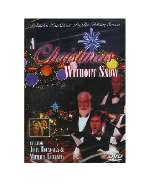 A Christmas Without Snow DVD Michael Learned