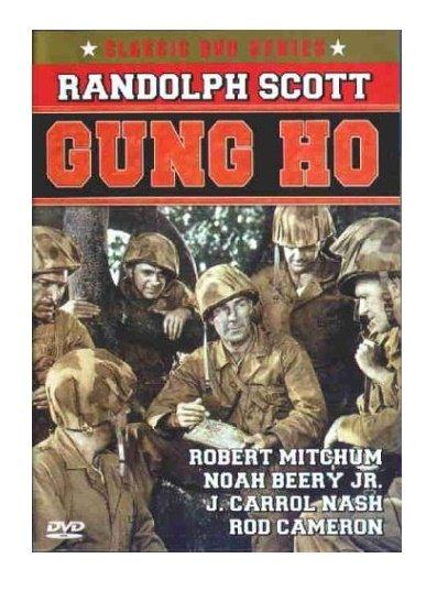 Gung Ho! (DVD) Randolph Scott, Robert Mitchum